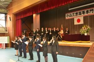 入学式ー3